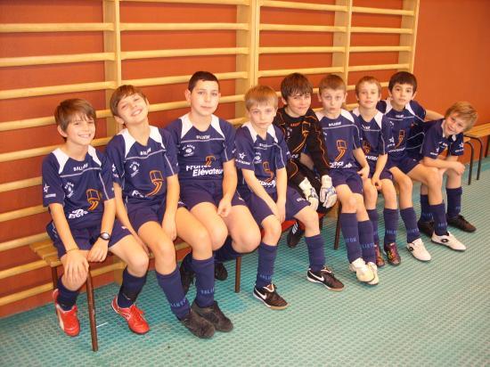 tournois futsal 2010/2011