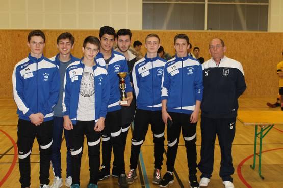 U17a coupe futsal 2016